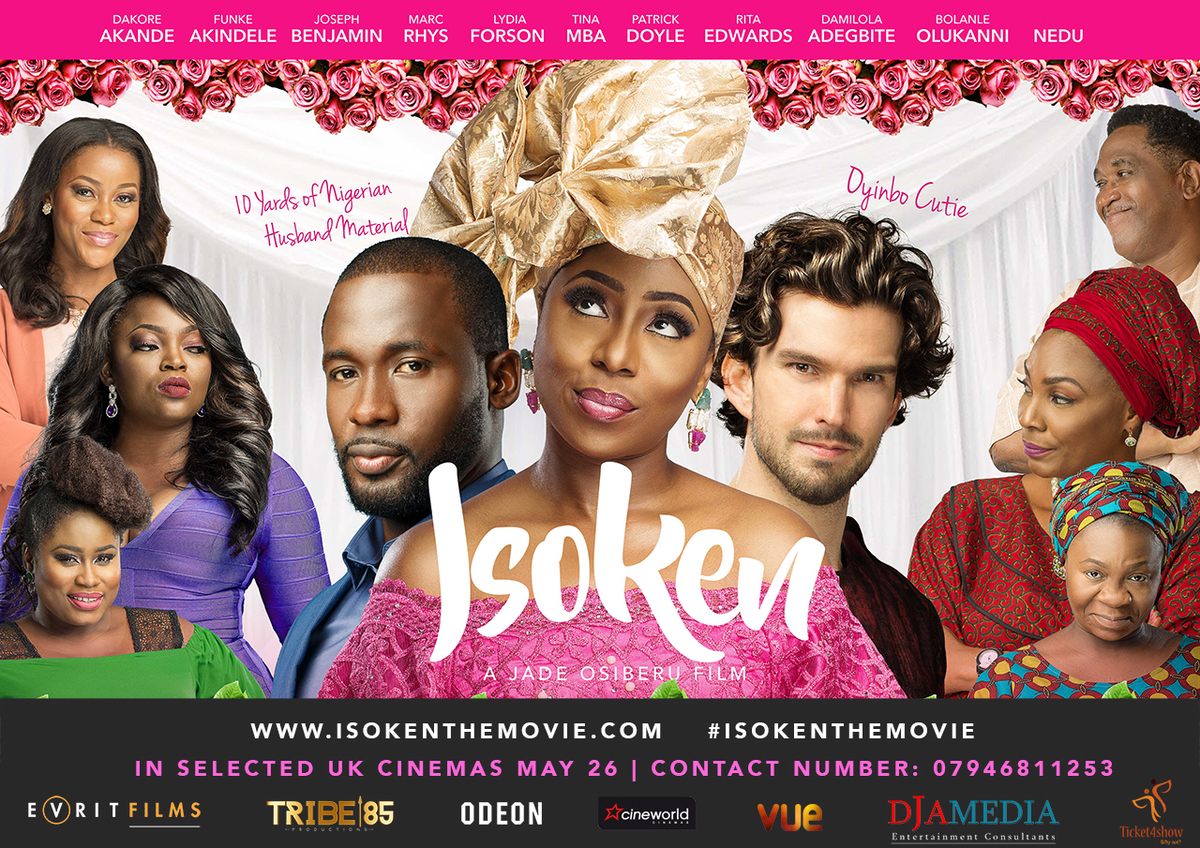 Young Nigerians are becoming increasingly socially conscious and Isoken is  a pointer to that. In Jadesola Osiberu's first feature film, we witness  feminism ...