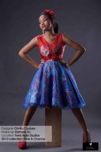 design by on0ru couture