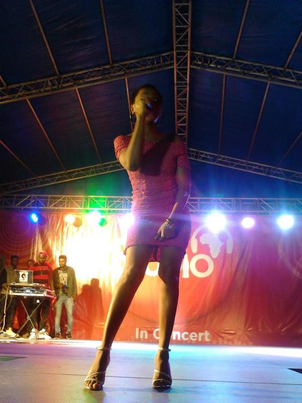 Chidinma-on-stage