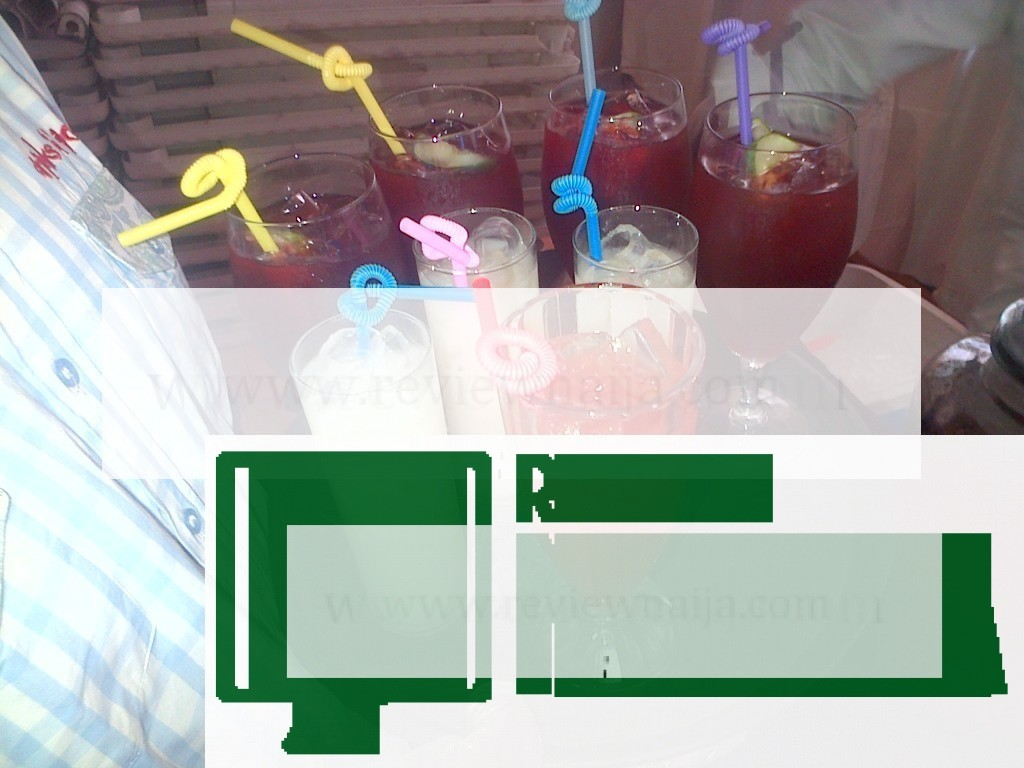 The Variety of Drinks