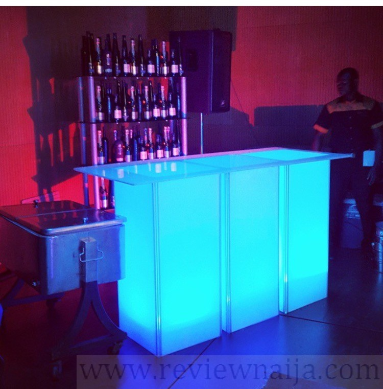 Bonix Bar at an event