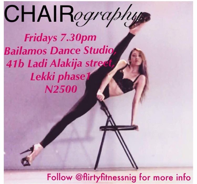 flirty fitness nigeria
