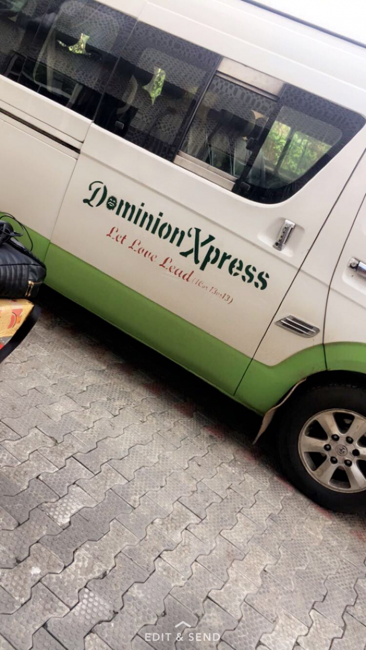 Dominion Express Transport